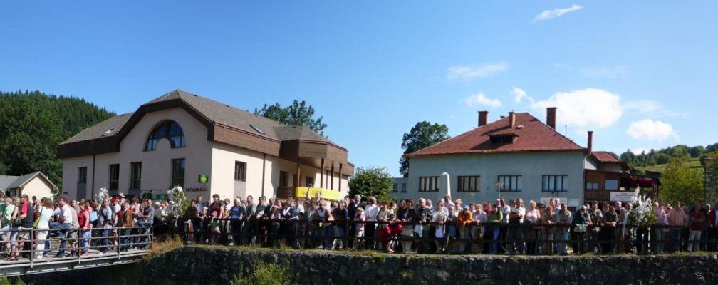 V Terchovej sa koná viacero kultúrnych podujatí
